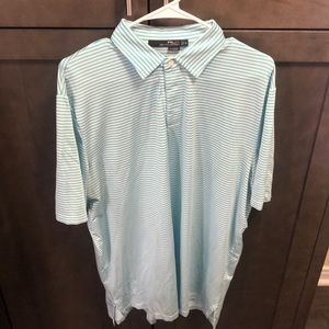 Men's RLX golf polo size xl